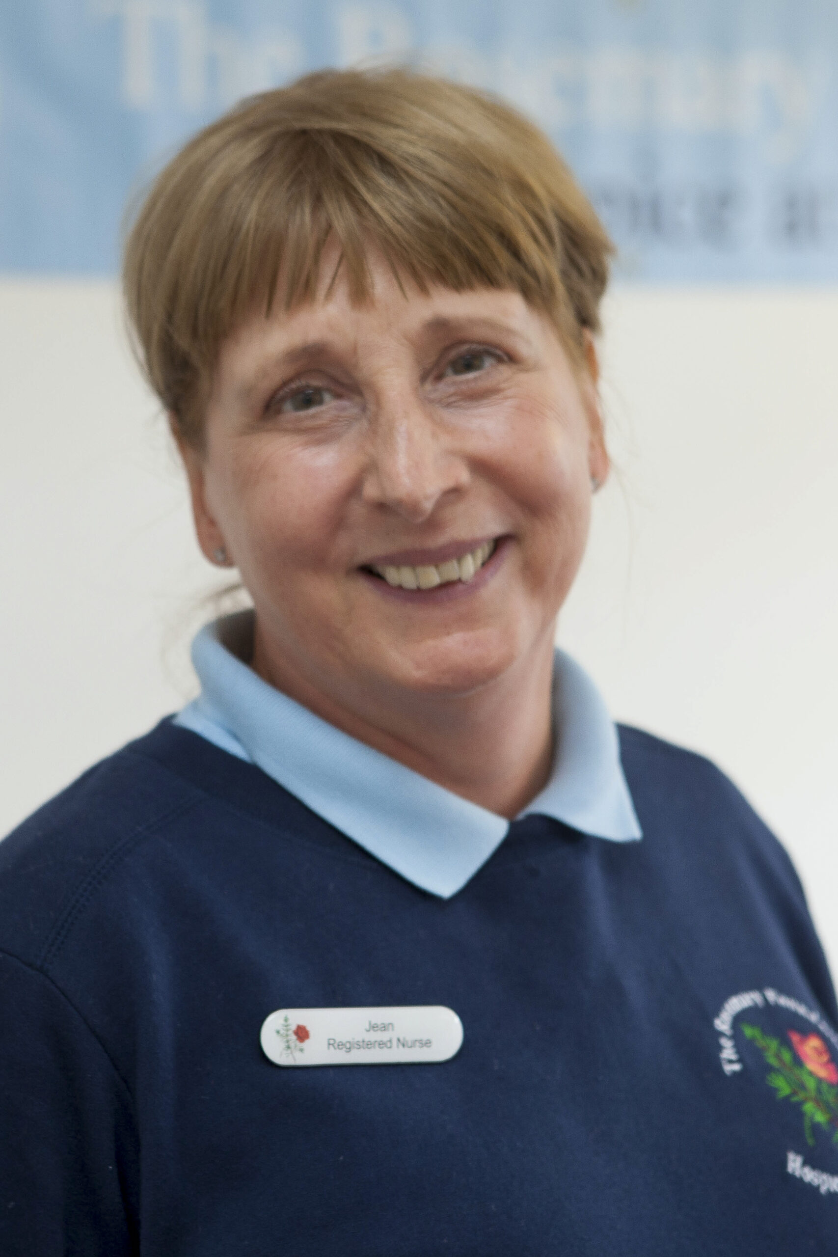 Jean Holloway - The Team at Rosemary Foundation